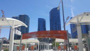 Temporary Trasbay Terminal