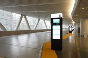 Transbay Bus Bay 16